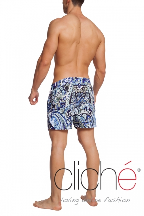 "Men swimwear ""Blue"""