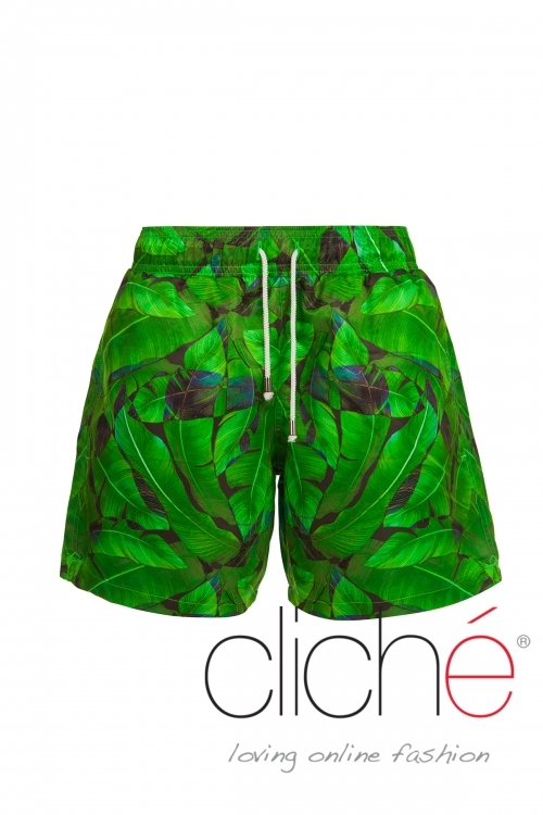Beach shorts Rain forest