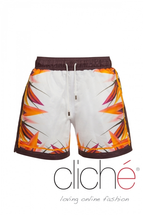 DESERT ISLAND beach shorts
