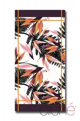 DESERT ISLAND Beach towel