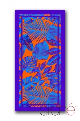 MAGICAL LAND Beach towel